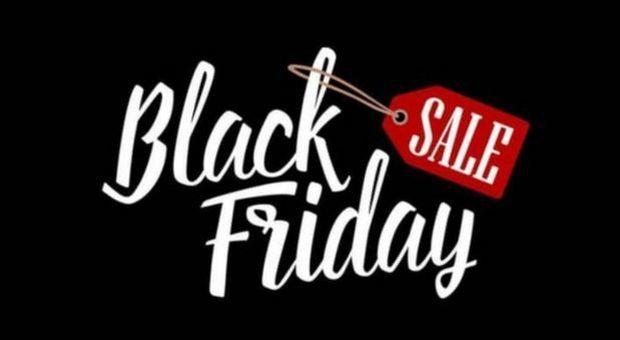 Black Friday 2019 – Offerte Valide solo presso il Punto Vendita.